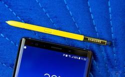 Điểm danh 7 tính năng hấp dẫn và duy nhất chỉ có trên bút S Pen của Galaxy Note9