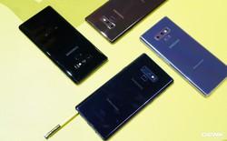 Tổng hợp 4 thiết bị đáng chú ý nhất được Samsung trình làng trong sự kiện Galaxy Note9