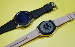 Ảnh thực tế Samsung Galaxy Watch: rất thời trang và đầy mạnh mẽ