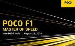 Xiaomi sẽ ra mắt F1 – chiếc smartphone mang thương hiệu Poco đầu tiên của mình vào ngày 22 tháng 8