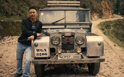 Qua nhiều thế hệ, những người dân Himalaya này đã trở thành fan trung thành nhất của Land Rover