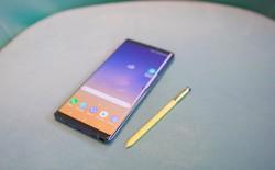 Qualcomm - Samsung thắt chặt thêm tình đoàn kết bằng Galaxy Note9