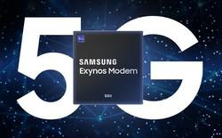 Samsung ra mắt Exynos Modem 5100, chip 5G đầu tiên theo chuẩn của 3GPP với tốc độ download 2Gb/s
