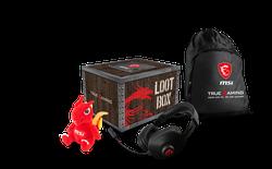Mua laptop, săn loot box - Chương trình khuyến mãi nhân mùa tựu trường khi mua sản phẩm máy tính xách tay MSI