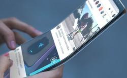 Ngắm concept smartphone màn hình gập Samsung Galaxy F với giá bán dự kiến 1500 USD