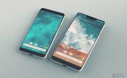 Google Pixel 3 XL rò rỉ hình ảnh thực tế lần đầu tiên