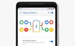 P có nghĩa là Power - cùng tìm hiểu những cải tiến về thời lượng pin trên Android P