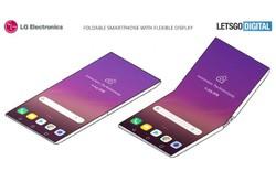 LG sẽ giới thiệu một màn hình có thể uốn cong cho tất cả điện thoại màn hình gập