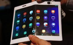 LG nộp đơn xin cấp nhiều bằng sáng chế cho smartphone màn hình gập hơn Samsung