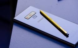 Tin vui cho Samsung: Hầu hết khách hàng đặt trước Galaxy Note9 chọn bản 512 GB