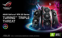 Asus trình làng card đồ họa GeForce RTX 2080 và 2080Ti với tản khí loại mới cực chất nhưng vẫn chưa thấy flagship lộ diện