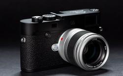 Leica trình làng M10-P, camera đẹp và yên lặng nhất thế giới