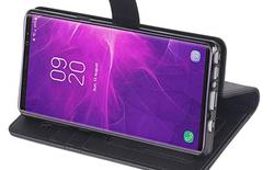 """10 mẫu ốp lưng/bao da đáp ứng tiêu chí """"sang, xịn, mịn"""" cho Samsung Galaxy Note9"""