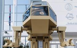 Robot sát thủ Nga giống như thoát ra từ một bộ phim khoa học giả tưởng