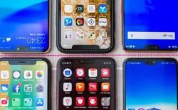 Huawei dẫn đầu thị trường smartphone Trung Quốc trong nửa đầu năm 2018