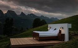 Trải nghiệm khách sạn 0 sao độc đáo ở Thụy Sỹ
