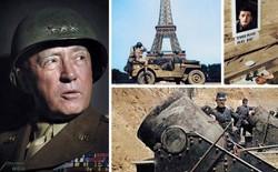 Ngỡ ngàng trước những bức ảnh lịch sử Thế chiến thứ 2 đã được phục chế và tô màu
