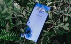 Một vài thiết lập hay ho cần làm ngay để dễ dàng chụp ảnh trên Galaxy Note9