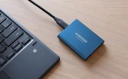 Ổ SSD gắn ngoài mới của Samsung truyền dữ liệu nhanh chóng mặt nhưng không hề rẻ chút nào