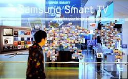 Samsung, LG chiếm một nửa thị trường TV toàn cầu trong nửa đầu năm 2018