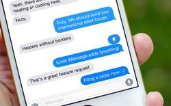Apple đang phát triển một công nghệ tiên tiến nhằm giảm thiểu spam trong iMessage