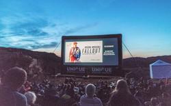 2000 fan hâm mộ đã xem 'Mission: Impossible - Fallout' ở vách núi dựng đứng cao 609m, nơi cảnh hành động lớn nhất diễn ra