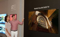 [IFA 2018] LG trình làng TV OLED 8K đầu tiên trên thế giới, mở màn cuộc đua TV OLED 8K