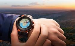 [IFA 2018] Casio ra mắt smartwatch Pro Trek thế hệ thứ 3, chạy Wear OS, pin 1 tháng, giá 12,7 triệu