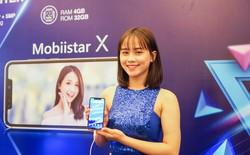 """Sau một thời gian """"chinh chiến"""" thị trường Ấn Độ, thương hiệu smartphone Việt Mobiistar chính thức quay lại với sản phẩm mang tên X"""