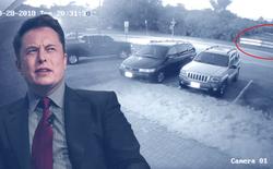 Cùng xem Tesla Model S hóa sao xẹt trên đường, rất may không ai thiệt mạng