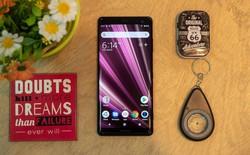 [IFA 2018] Sony Xperia XZ3 ra mắt: Màn hình OLED 6-inch, Snapdragon 845, cảm ứng cạnh, giá 21 triệu đồng