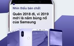 Tạm quên 2018 đi, vì 2019 mới là năm bùng nổ của Samsung