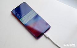 Đọ tốc độ sạc nhanh của Oppo F9 với iPhone X: có được như quảng cáo?