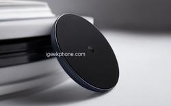 Xiaomi ra mắt sạc không dây hỗ trợ công suất 10W, giá cực rẻ chỉ 230.000 đồng