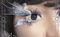 Mời bạn chiêm ngưỡng những bộ mi giả lộng lẫy của nghệ sĩ Nhật, được làm thủ công 100%