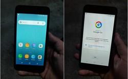 Cuối cùng hình hài của chiếc smartphone chạy Android Go đầu tiên của Samsung đã lộ diện