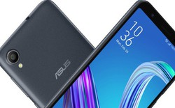 ASUS ra mắt ZenFone Live: Smartphone Android Go có giá 109 USD