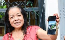 """Gặp iFan đặc biệt: Ngoài 60 tuổi, đang bán trà đá ngoài bờ Hồ Hoàn Kiếm, thích iPhone X vì """"hỗ trợ cho công việc"""""""