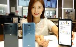 LG ra mắt smartphone Q8 (2018), màn hình 6,2 inch, đi kèm bút stylus, giá bán 480 USD