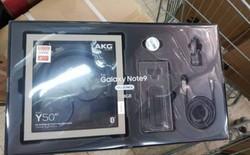 Lộ diện bộ quà khủng Samsung tặng cho khách đặt sớm Galaxy Note9, gồm tai nghe AKG 300 USD và cáp HDMI