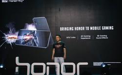 Honor Play - Điện thoại chơi game mạnh mẽ chính thức đến tay các game thủ Việt, giá chỉ 7 triệu đồng