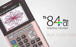 Chiếc máy tính học sinh huyền thoại màu Rose Gold này nhìn là thích mê, đã thế còn chơi được điện tử