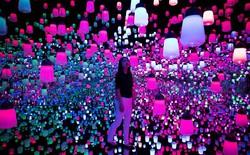 Cùng chiêm ngưỡng bảo tàng không tác phẩm đầu tiên trên thế giới tại Tokyo: nghệ thuật nơi đây nằm tại ánh sáng, không gian và trải nghiệm