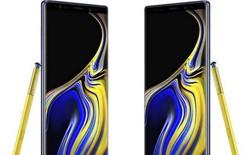 Ảnh báo chí vừa xuất hiện trước thềm sự kiện ra mắt tiết lộ Galaxy Note9 vẫn mang thiết kế cũ, với tính năng mới