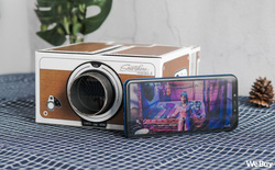 Dùng thử máy chiếu mini cho smartphone giá 150.000 đồng: có đáng để bạn ở nhà xem phim, khỏi cần ra rạp?
