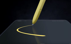Tin đồn thành sự thật, bút S-Pen của Galaxy Note9 được trang bị Bluetooth cùng với hàng loạt tính năng mới