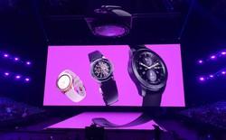 Samsung ra mắt đồng hồ thông minh Galaxy Watch hoàn toàn mới: pin 80 tiếng, kết nối LTE, 39 bài tập theo dõi sức khỏe