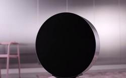 Bang & Olufsen tung mẫu loa Beosound Edge mới, thiết kế hình tròn giống bánh xe, có thể treo tường dễ dàng