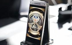 Smartphone vỏ sò Samsung W2019 lộ diện với tên mã Lykan