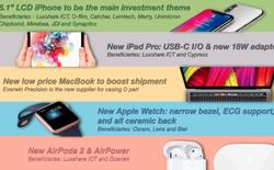 """Chỉ còn 1 ngày nữa là đến sự kiện to nhất năm của Apple, """"thầy đồng"""" Ming-Chi Kuo vẫn đưa ra lời tiên đoán"""